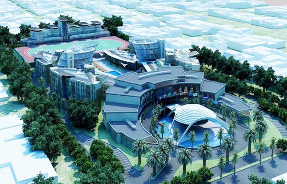 Proposal for Crescent International School