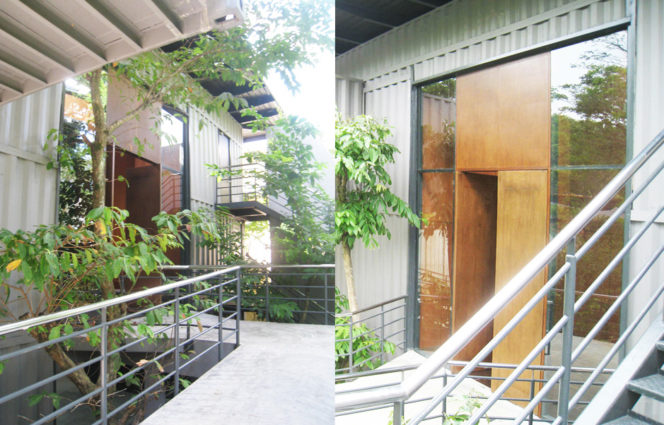FHA Container Office