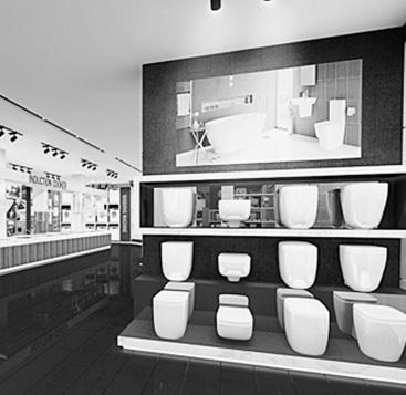 Proposal for Hleden Showroom